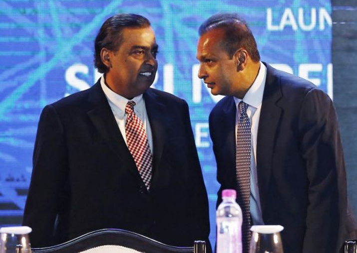Reliance Jio to take over mobile biz assets of Anil