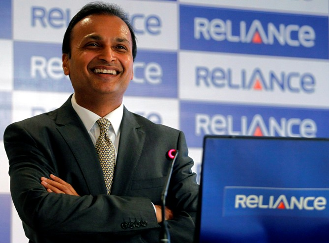 Addressing a press conference, Anil Ambani said the company