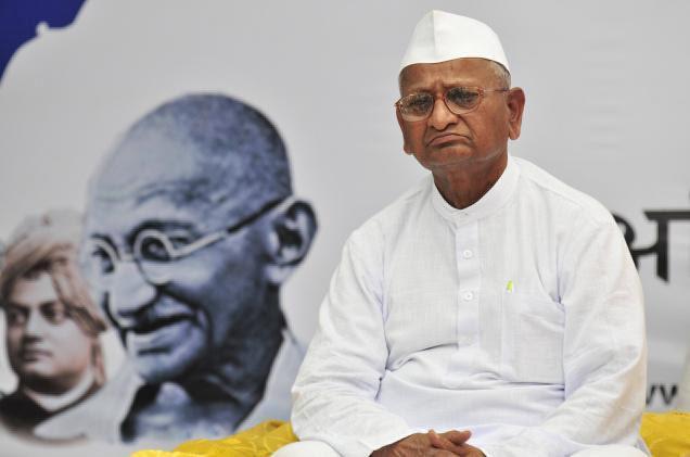 Wrote 32 letters to PM Modi, got no reply: Anna Hazare