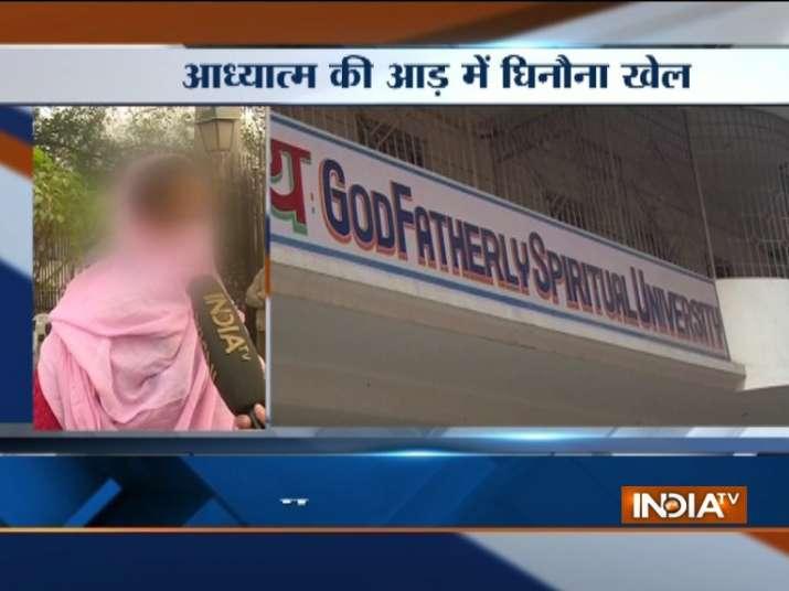 Delhi 'ashram' accused of confining girls in