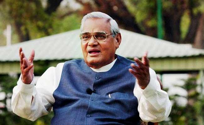 Former Prime Minister Atal Bihari Vajpayee turns 93 today