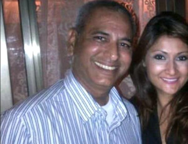 India Tv - Atul with Urvashi Dholakia