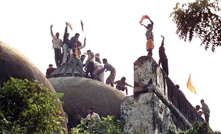 Babri Masjid-Ram Mandir dispute: SC witnesses heated