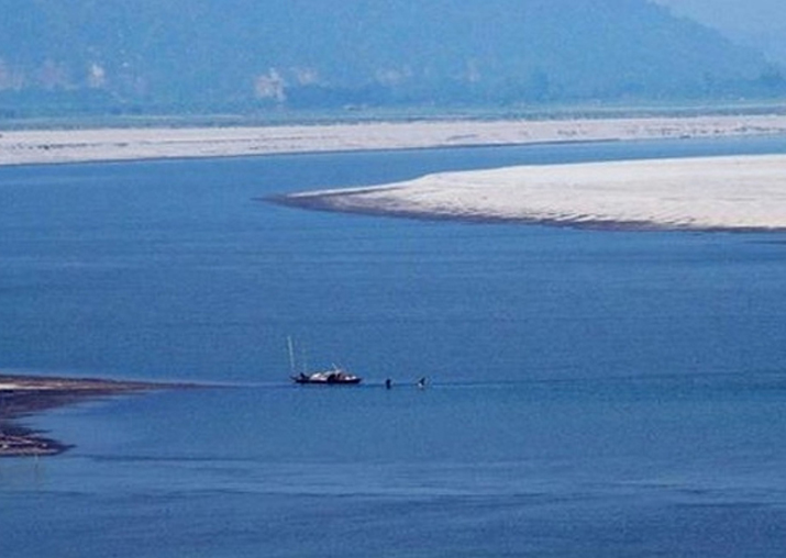 China denies building tunnel to divert Brahmaputra river