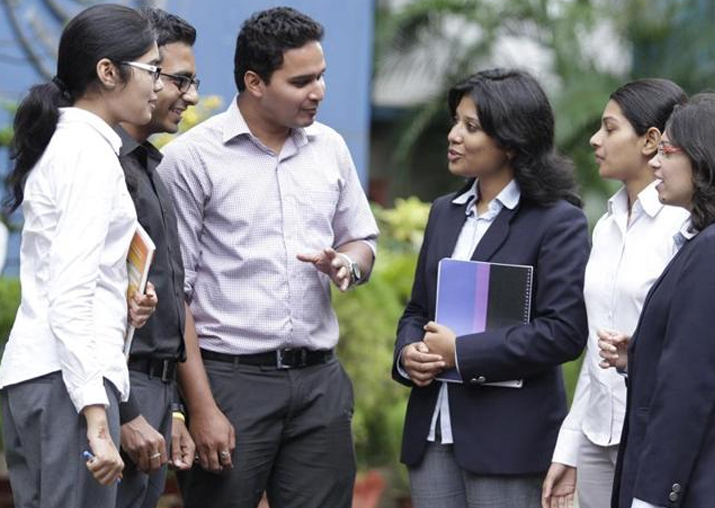 Representational pic - Only 20% of students from B-schools