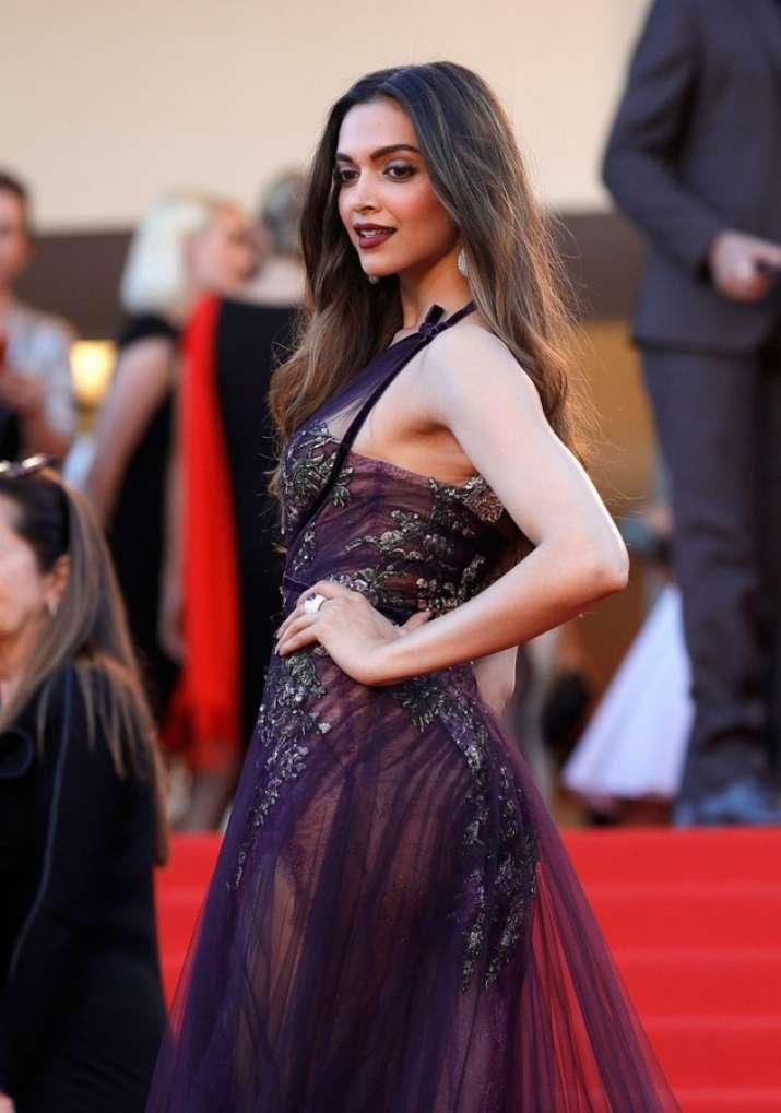 India Tv - Deepika Padukone in Cannes 2017
