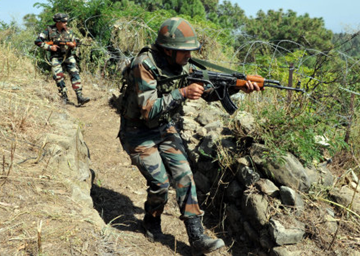 Representational pic - 720 ceasefire violations by Pakistan