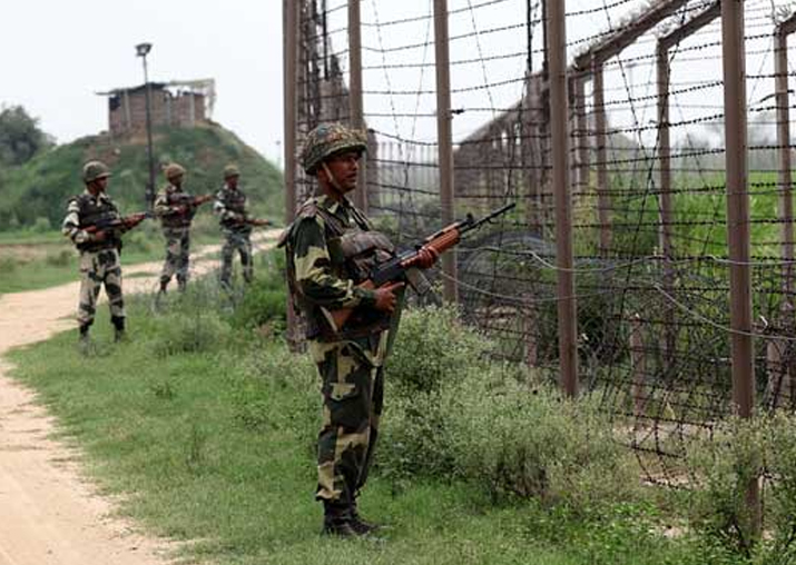 Representational pic - Pakistan violates ceasefire twice in