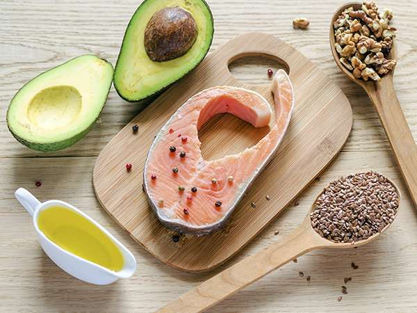 Add nuts oily fish to daily diet and prevent risk of
