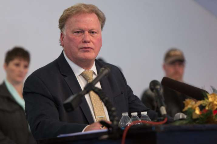 A Republican lawmaker, Dan Johnson was elected to the state