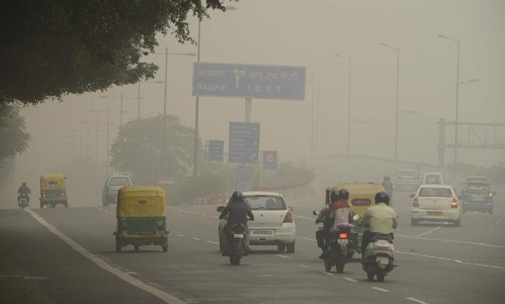 NCR air quality 'very poor', to worsen on Wednesday