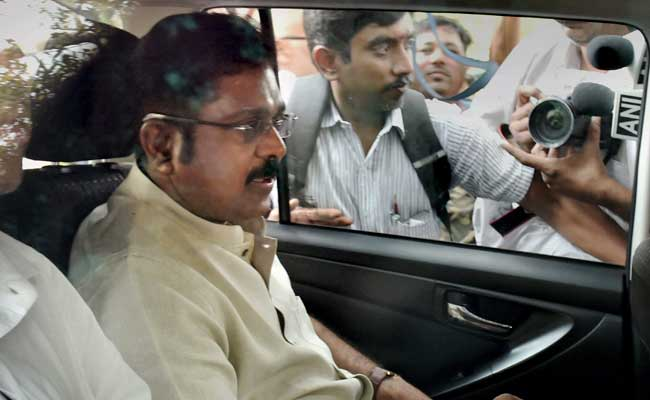Dhinakaran claims his aide released the video without his