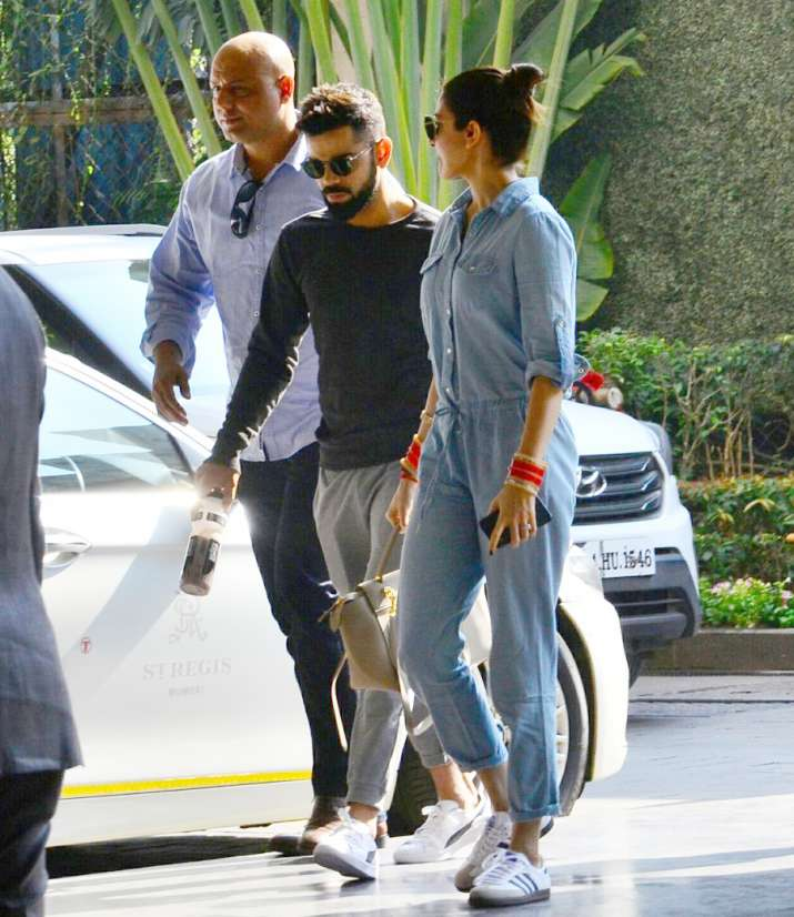 India Tv - Virat Kohli, Anushka Sharma