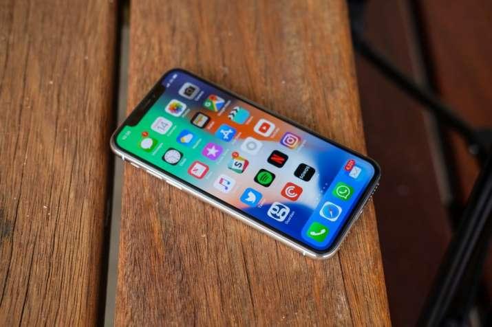 India Tv - iPhone X