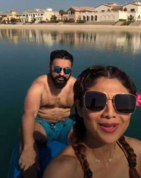 India Tv - Shilap Shetty vacation pictures