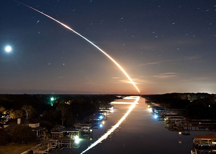 Representational pic - Why meteoroids often blow up before