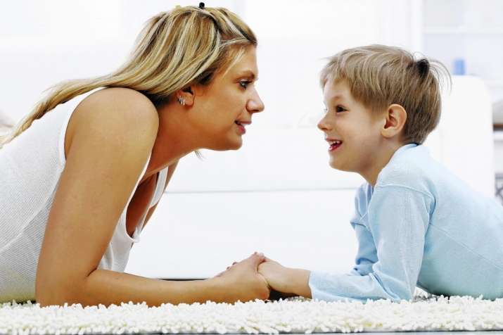 Eye contact with your baby may boost communication skills ...