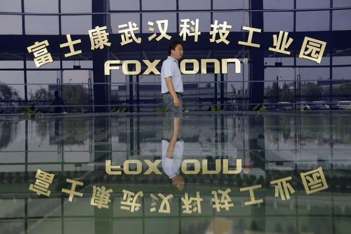 Foxconn has already invested more than $600 million in