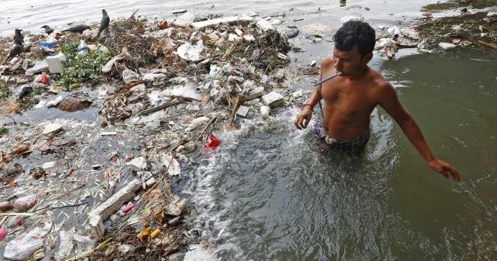 River Ganga,