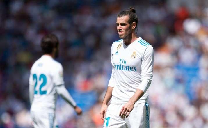 India Tv - A file image of Gareth Bale