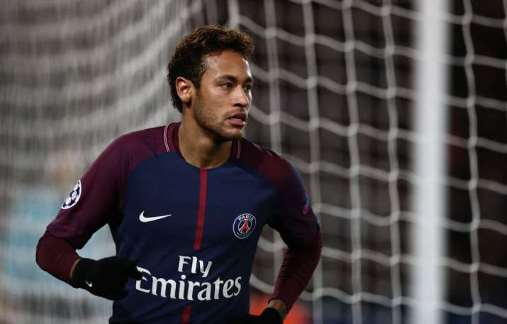 India Tv - A file image of Neymar