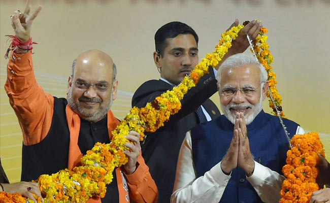 Gujarat poll verdict a warning bell for BJP; Cong fails to