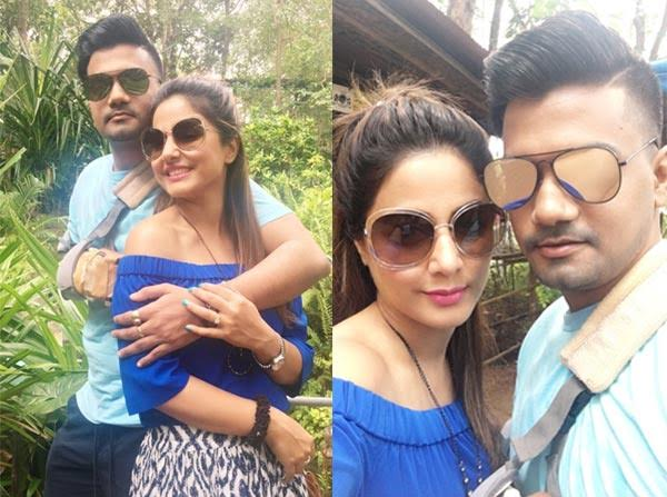 Bigg Boss 11 Hina Khan bf Rocky Jaiswal on using paid