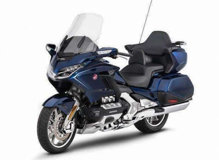 Honda Opens Bookings For Gold Wing 2018 Touring Bike At Rs 2685