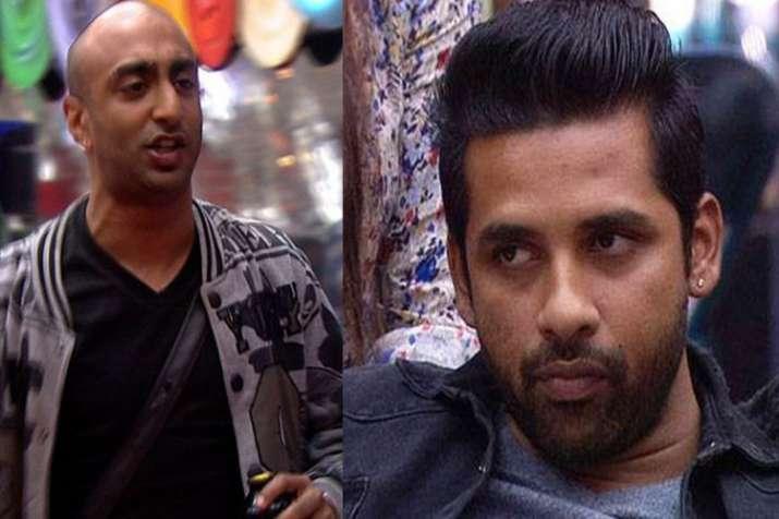 India Tv - Puneesh Sharma and Akash Dadlani