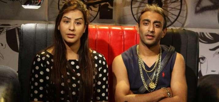 India Tv - Akash Dadlani and Shilpa Shinde