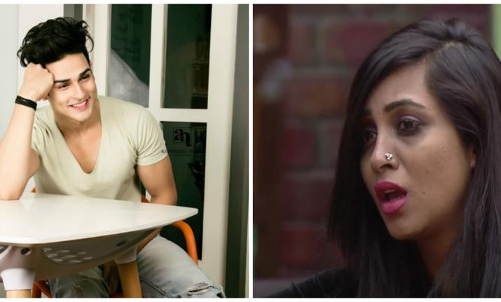 India Tv - Priyank Sharma and Arshi Khan