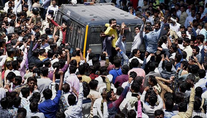 India Tv - Mehsana – the origin of Patidar agitation
