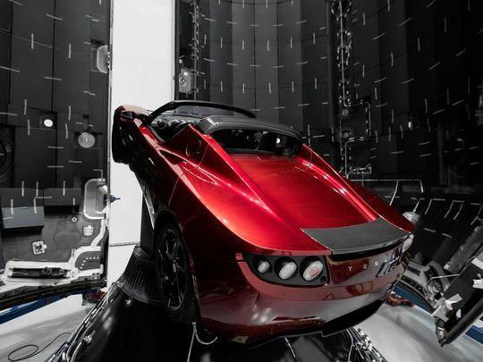 Elon Musk all set to send his Tesla Roadster car to Mars;