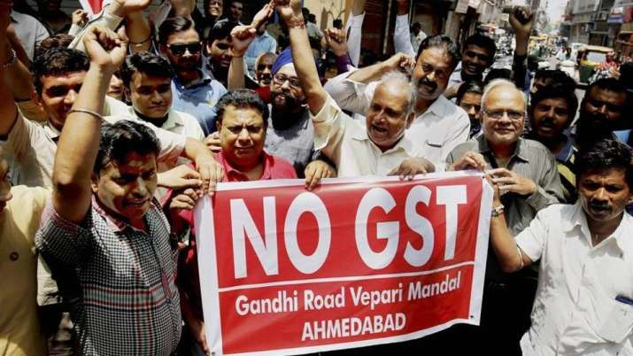 India Tv - GST aftermath