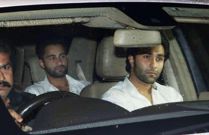 India Tv - Aadar Jain and Armaan Jain
