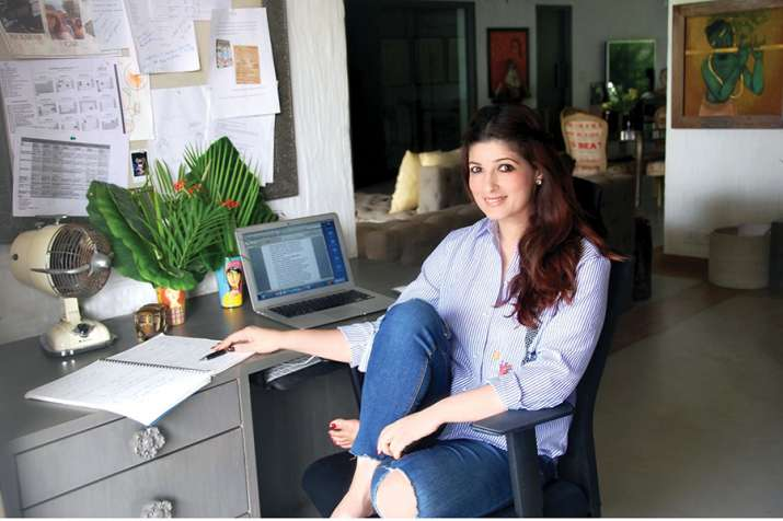 Bollywood celebrities wishes Mrs Funnybones Twinkle Khanna on her