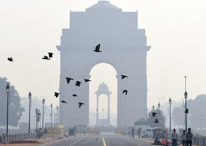 Delhi-NCR air quality 'improves' to poor, but likely to