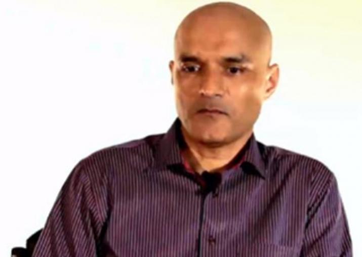 File pic of Kulbhushan Jadhav
