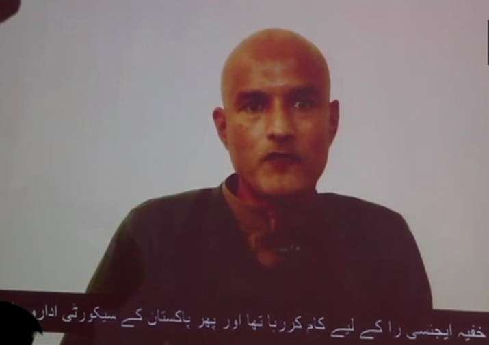 Kulbhushan Jadhav thanks Pakistan for meeting with wife,