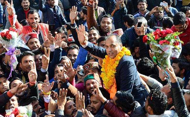 Himachal Pradesh Assembly: Jairam Thakur to swear-in as