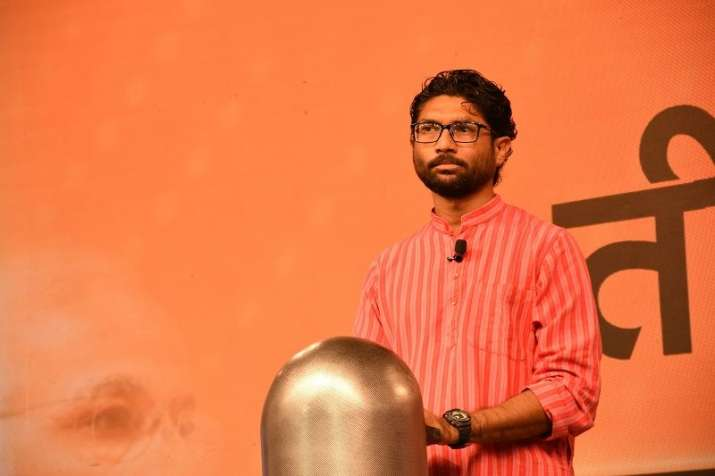 'Go to Himalayas, we are bored of you': Jignesh Mevani to