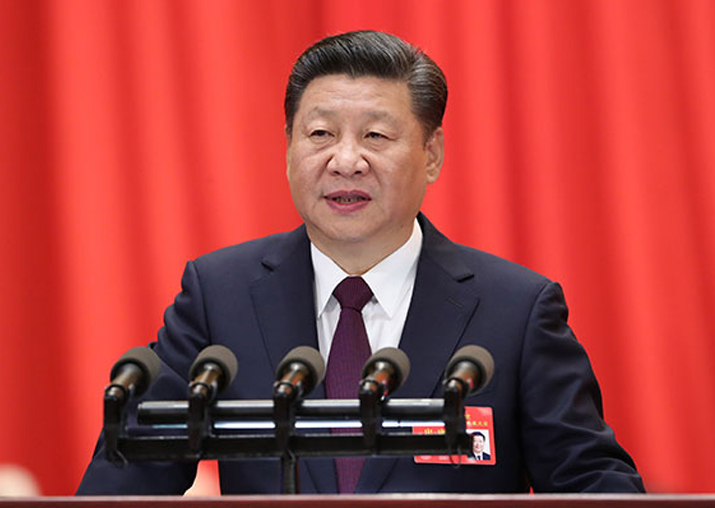 File pic of Chinese President Xi Jinping