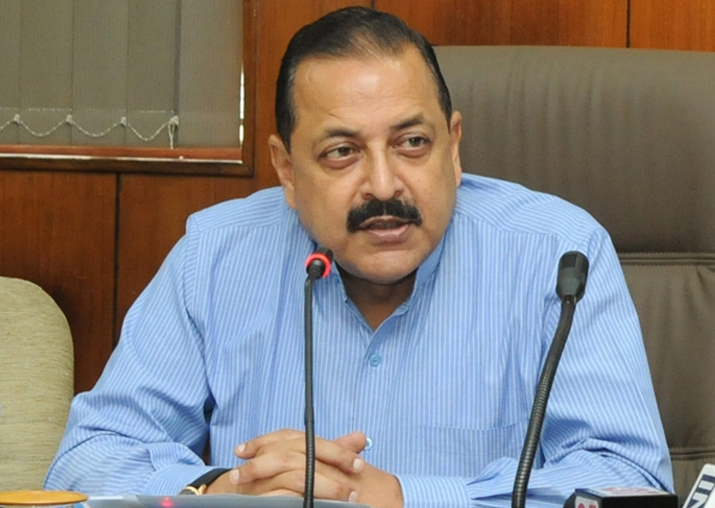 File pic - Minister of State for Personnel Jitendra Singh