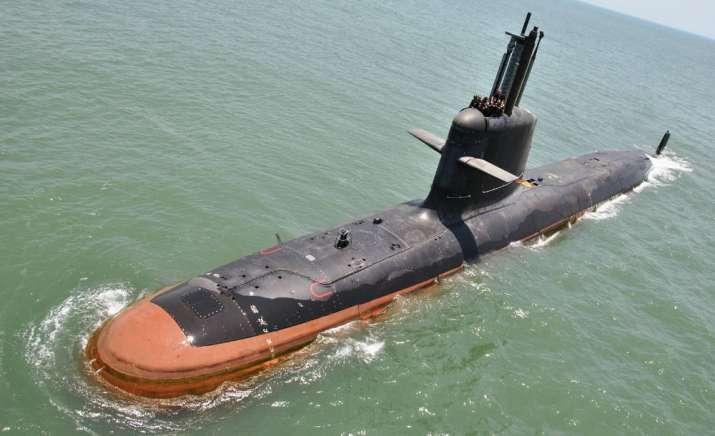 Submarine Kalvari to be commissioned by PM Modi tomorrow