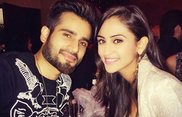 Krystle D'Souza on relationship with Karan Tacker