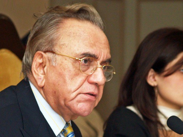 Pakistan's former foreign minister Khurshid Mahmud Kasuri