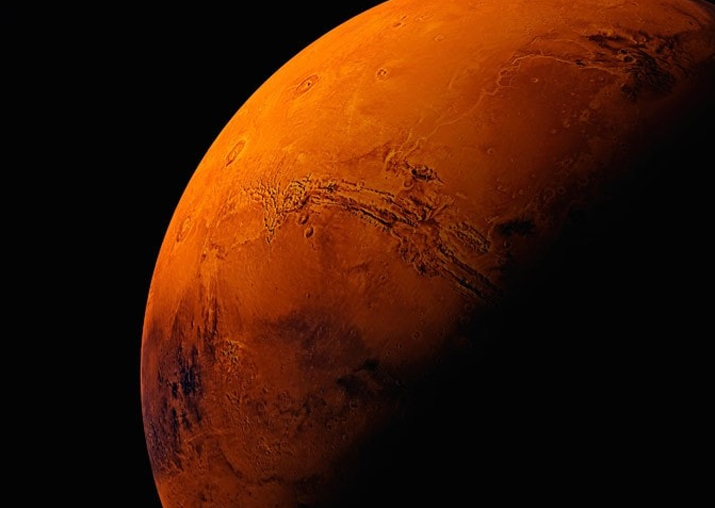 Mars atmosphere well protected from solar wind: Study