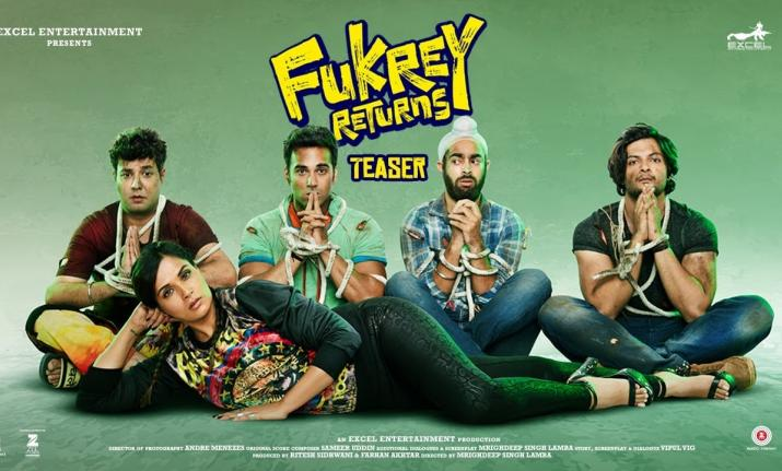 Fukrey Returns box-office collection day 10