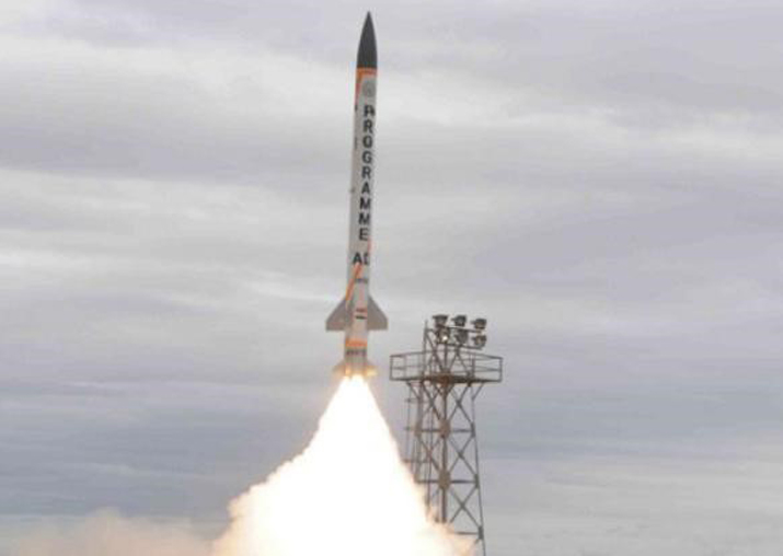 India successfully test-fires supersonic interceptor