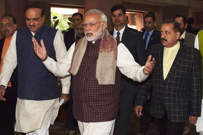 'BJP rules 19 states, even Indira Gandhi had 18': PM